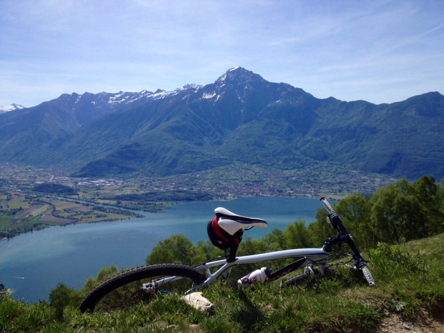 Lago di Como Mountain Bike