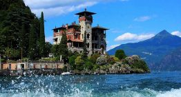 James Bond and the wonderful Lake Como