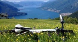 Mountainbike tour at Lake Como