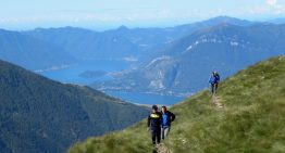 Hiking at Lake Como: Monte Legnone