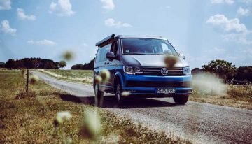 Campervans rental: Roadsurfer